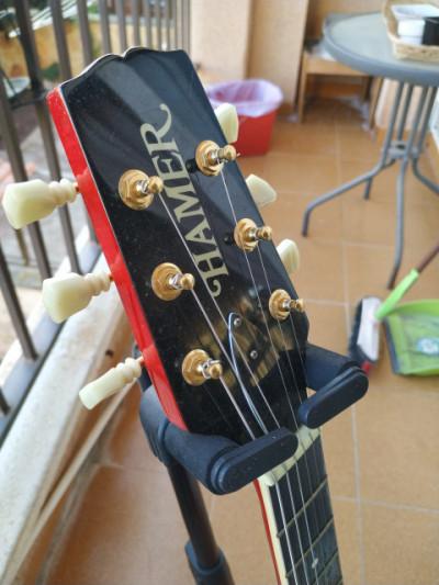 Hamer Echotone 335 made in Korea (cambios parciales ) RESERVADA