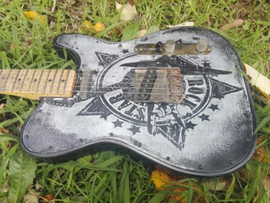 Fender Baja Telecaster **RESERVADA**