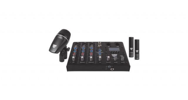 Kit grabación Sabian Sound Kit - Nuevo