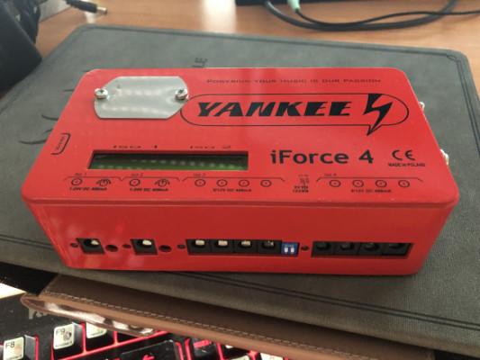 Fuente de alimentacion YANKEE iForce 4