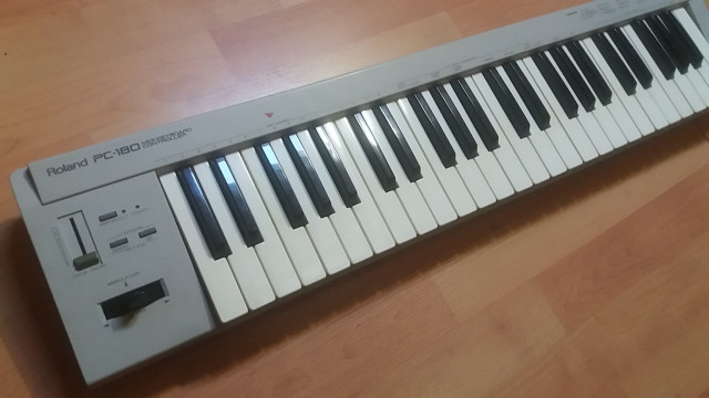 Roland PC-10 Midi Keyboard Controller