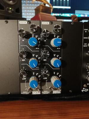 Ecualizadores Ovie Audio EQ53LC - Serie500