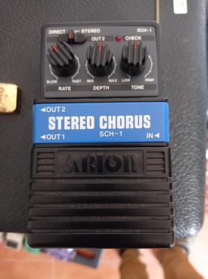 Arion chorus