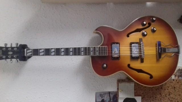 Greco ES-175 de 1976