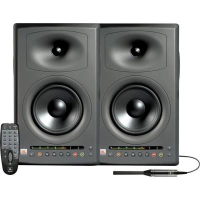 monitores jbl LSR 4326 PAK
