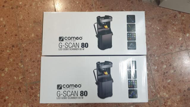 2 Escaners Cameo con Garantia!