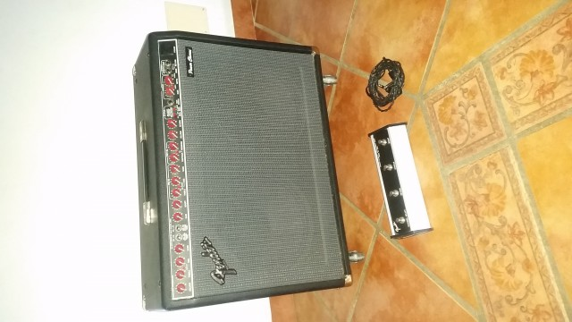 Fender Power Chorus , Made in USA