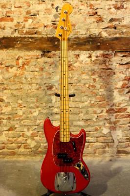 Fender Musicmaster / Precision (montado por partes / Años 70s)