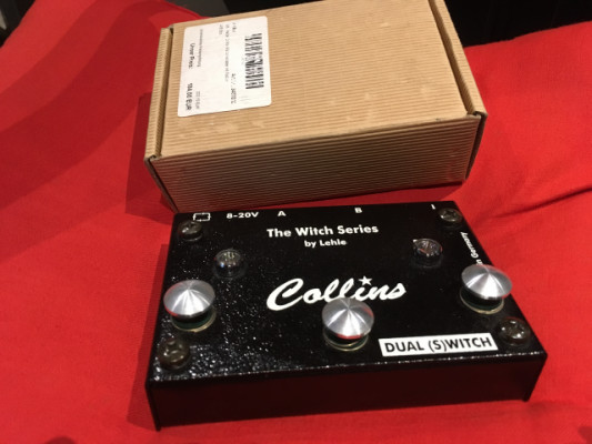 DUAL SWITCH COLLINS by Lehle