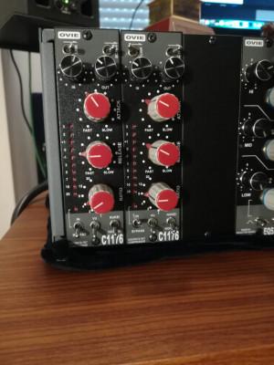 Compresores Ovie Audio C1176 - Serie 500