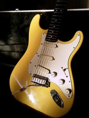 Fender Strat Plus de 1988 - cambios