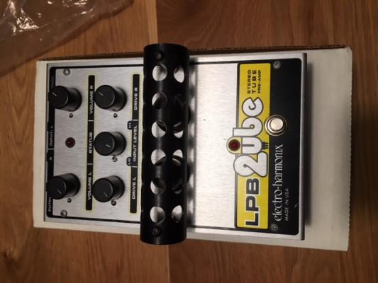 Electro-harmonix lpb-2ube stereo tube preamp