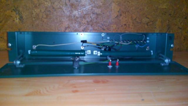 Amplificador acoplador Altec 1603A Lleva transformador Peerless 15067. 100€