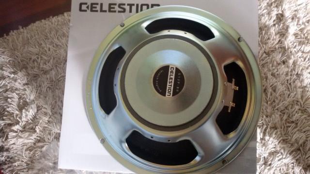 Nuevo Celestion G12P-80