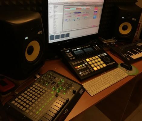 Cursos de producción de música electrónica