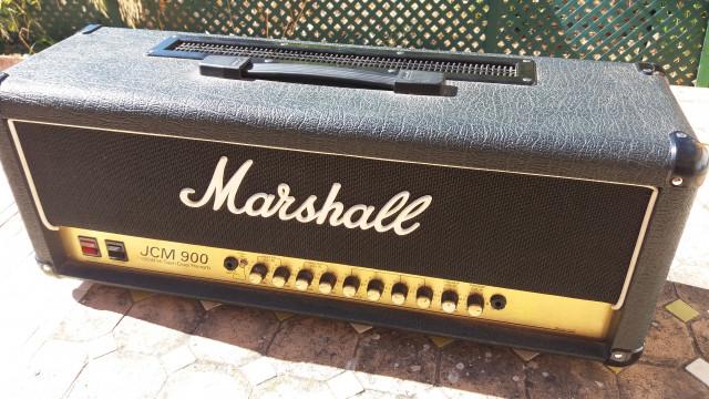 Marshall JCM 900 Dual Reverb