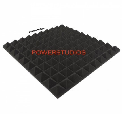Oferta 40 paneles Akustik Pyramid alta calidad, envío incluido