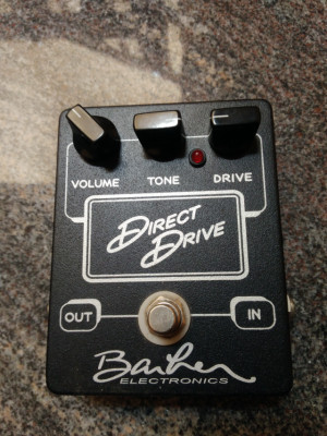 Overdrive barber direct drive