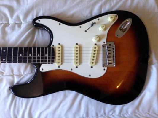 Stratocaster Hohner ST 59 Korea 90