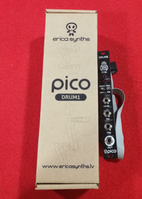ERICA SYNTHS PICO DRUMS