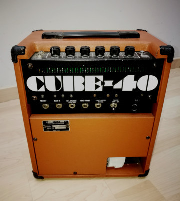 Roland Cube 40 Made in USA