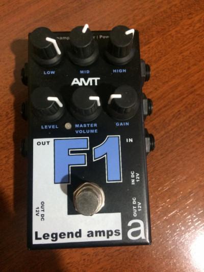 Previo AMT F1