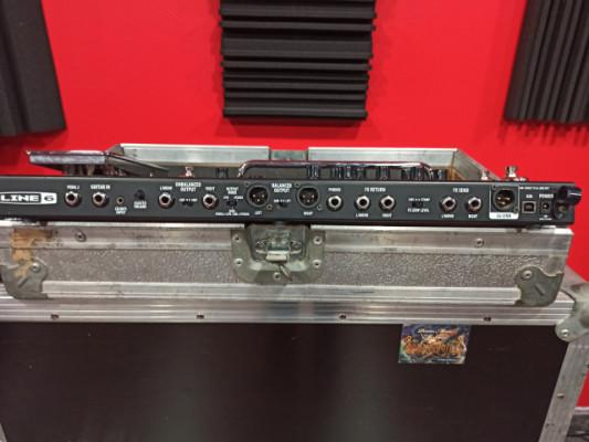 Line6 Pod HD 400 + Hardcase REBAJADO