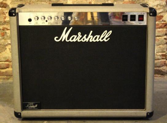 Marshall JCM 25/50 2558 2x12 50w Silver Jubilee Combo (1987)