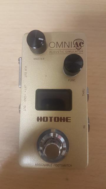 Hotone omni AC