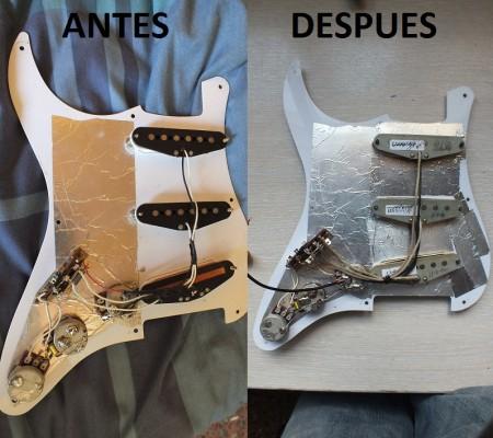 Luthier y técnico electrónico en Zaragoza