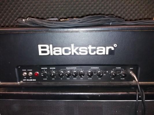 Blackstar HT50 Cabezal y pantalla