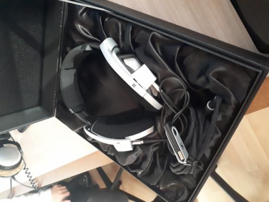 Sennheiser HD-800 NUEVOS, 1 mes de uso, muy rebajados