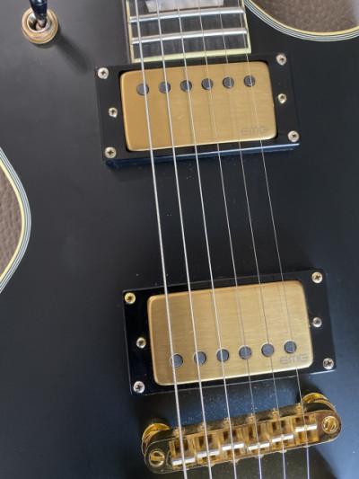 Cambios EMG57/66 Brushed Gold por EMG57/66 o HET SET en otros colores.