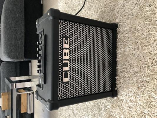 Amplificador cube gx 40