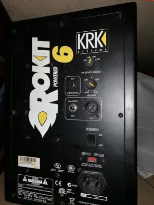 Monitor KRK ROKIT6