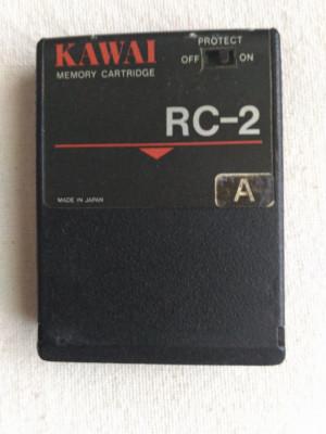 Cartucho Kawai RC-2 (Para Kawai K3).