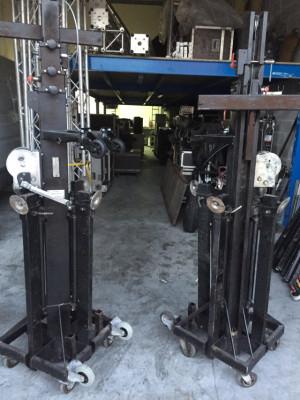 Elevadoras array ASD