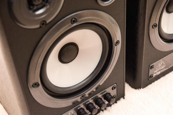 RESERVADO Monitores de estudio Behringer MS40