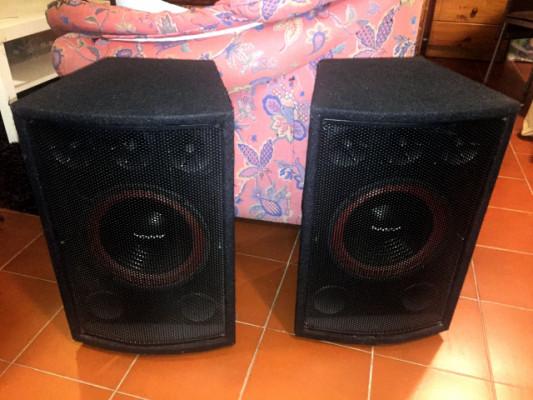 Pantallas acústicas JB System TS-10