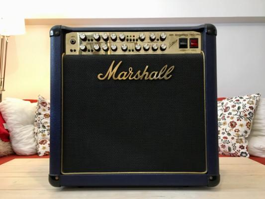Marshall 30 anniversary. Ed. limitada blue tolex