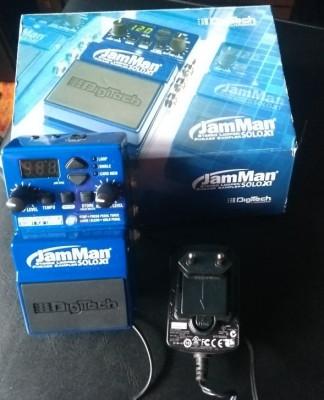 (RESERVADO)/ Cambio Pedal Looper Jamman Solo XT regalo pedal FS3X