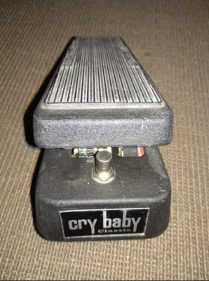 Pedal Dunlop Wah Crybaby Classic GCB95-F