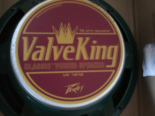 Altavoz Peavey Valveking
