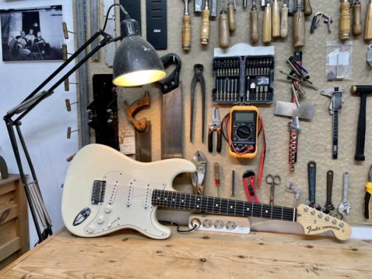 Fender Stratocaster USA / MEX