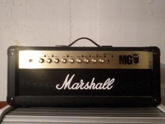 Marshall Cabezal Mg100fx