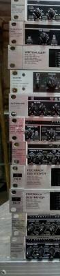 Modulos Behringer (Compresores, puertas de ruido, efectos...)