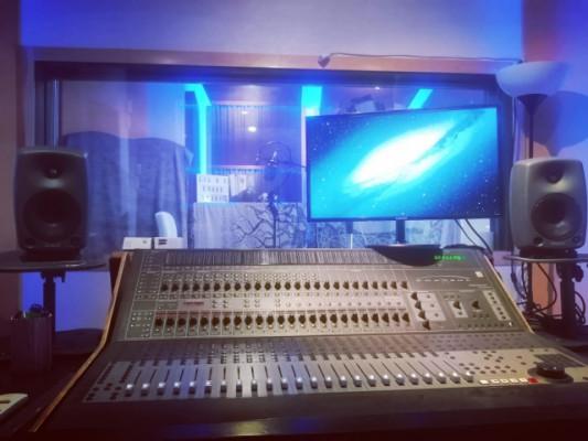 Alquiler sala de grabación + control room / Técnicos y/o particulares MENSUAL