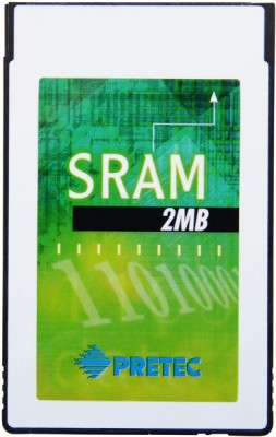 PCMCIA CARD 2MB SRAM para ANDROMEDA, NORD LEAD, TC, EVENTIDE...