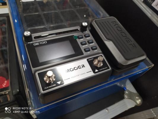 Pedalera MOOER G100