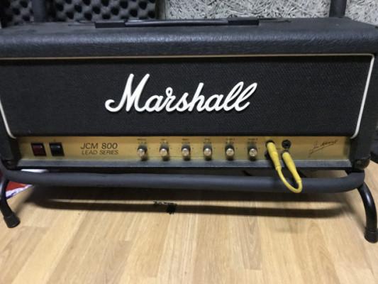 Marshall JCM 800 Super Lead MKII 1959 (año 89)